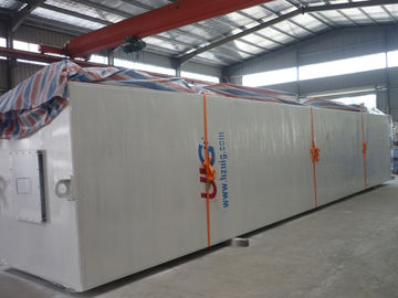 Cina Low Pressure Cryogenic Air Separation Plant with Oxygen 99.7% and Nitrogen 99.99% Distributor