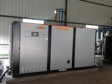 Cina High Purity Industri Nitrogen Generator / Generator Oksigen Medis Skid Mounted Type pabrik